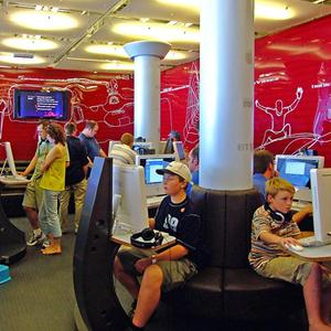 Интернет-кафе Белых Столбов