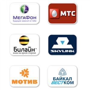 Операторы сотовой связи Белых Столбов