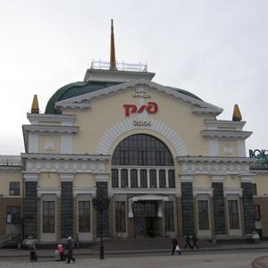 Железнодорожные вокзалы Белых Столбов